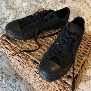 Converse Shoes - Black converse all star